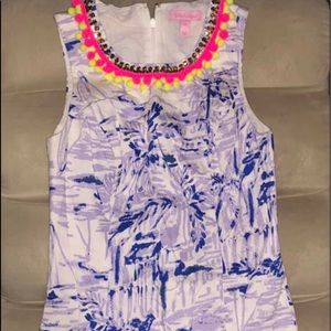 Authentic Lilly Pulitzer size 00 dress